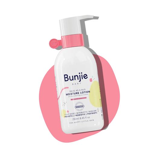 Bunjie Snug As A Bug Moisture Lotion 250ml