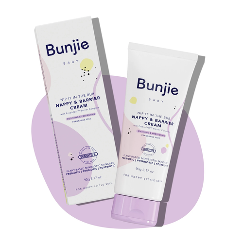 Bunjie Nip It In The Bub Nappy & Barrier Cream 90g