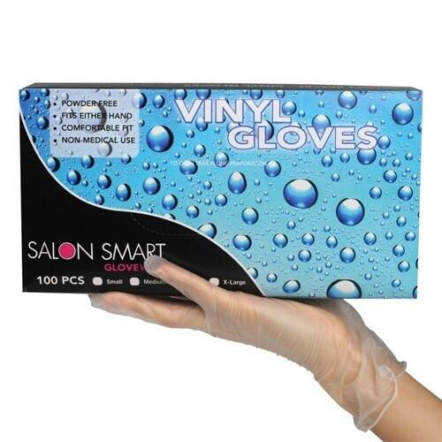 Gloveworks Vinyl Gloves Size Small 100 pack