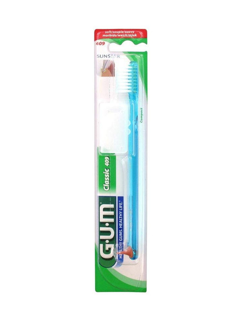 Classic 409 Soft Toothbrush (4 Colours)