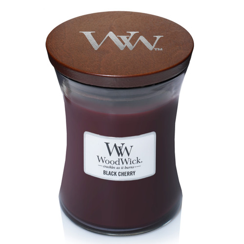 Black Cherry Medium Candle