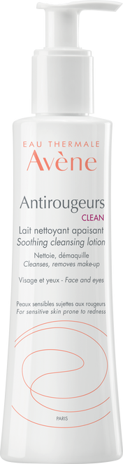Antirougeurs CLEAN Soothing Cleansing Lotion 200ml