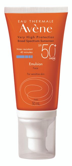 Avène Sunscreen Emulsion SPF 50+ 50ml