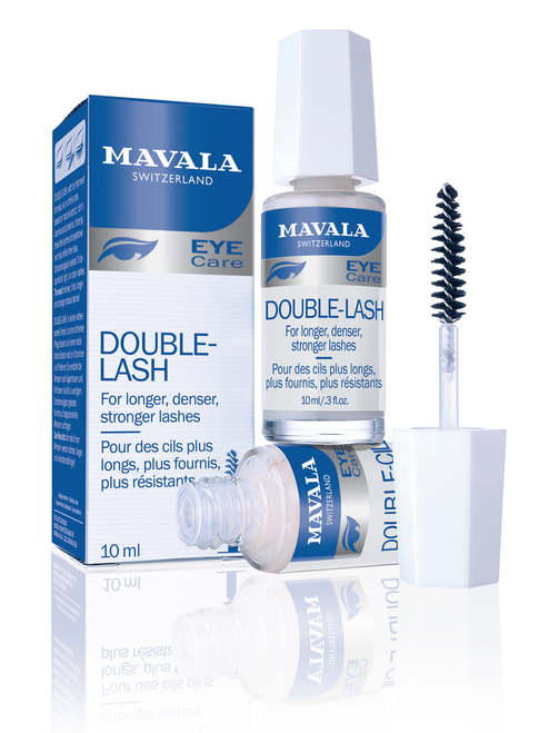 Mavala Double Lash Serum 10ml Packaging & Product