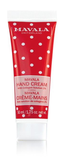 Mavala Limited Edition 60th Anniversary Hand Cream 50ml Product