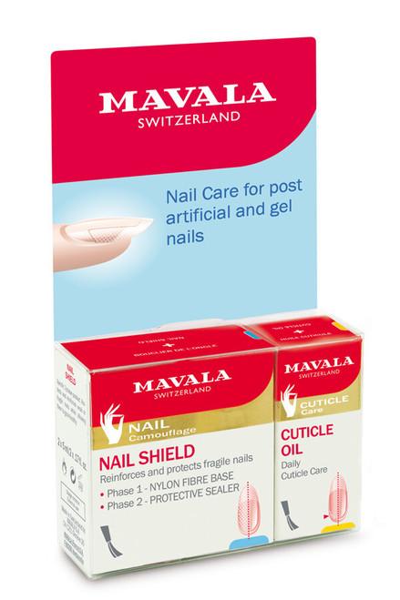 Mavala Post Artificial Nails Kit