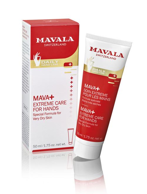 Mavala Mava+ Hand Cream 50ml Packaging & Product