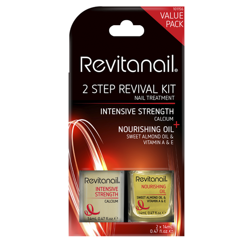 Revitanail 2-Step Revival Kit Packaging