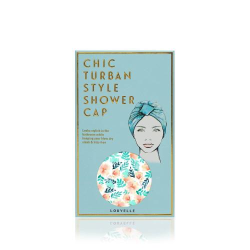 Amelie Shower Cap Fleur Lumiere Print