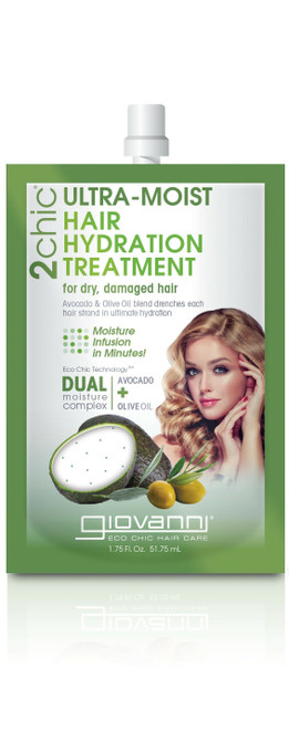 Giovanni 2chic Ultra-Moist Hair Hydration Treatment