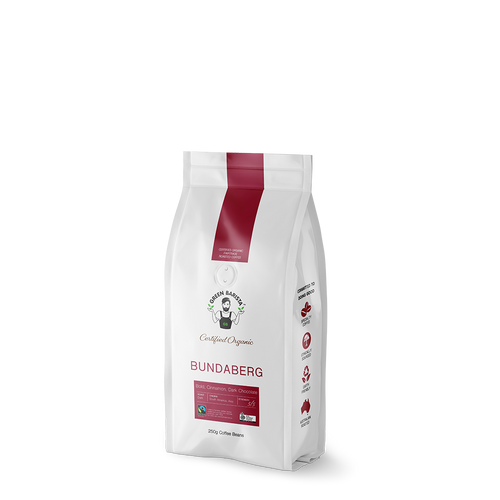Green Barista Bundaberg Ethically Sourced Beans