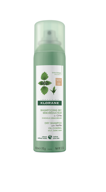 Klorane Tinted Dry Shampoo with Nettle