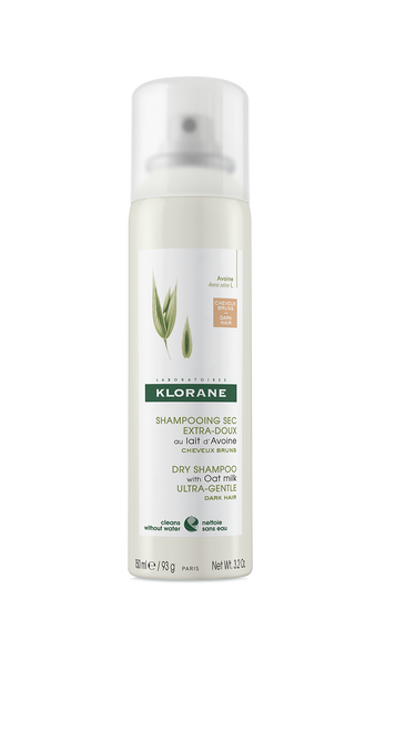 Klorane Tinted Dry Shampoo with Oat Milk