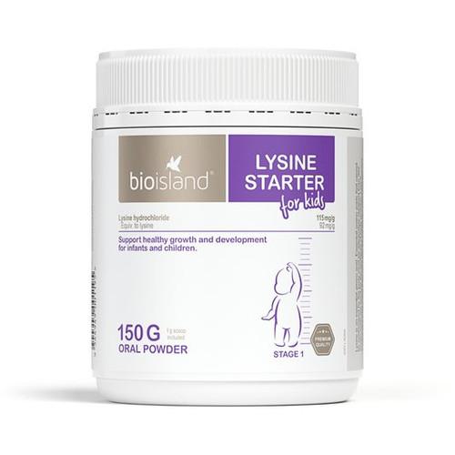 bio island lysine starter for kids