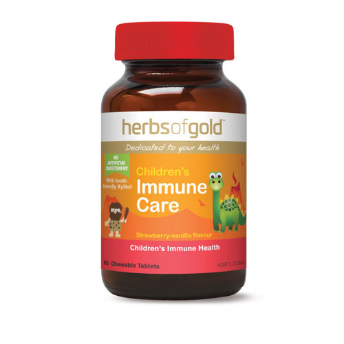 Children's Immune Care 60 Chewable Tablets