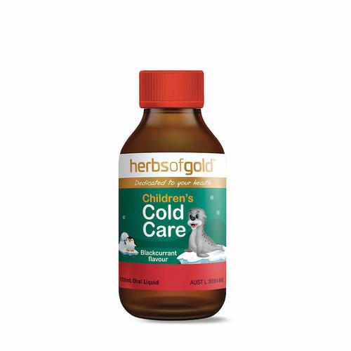 Children's Cold Care 100ml