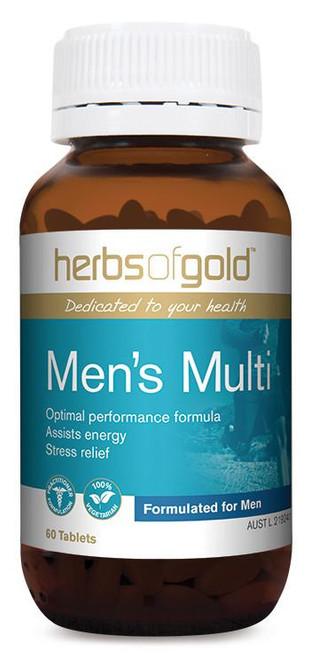 Men's Multi + 60 Tablets