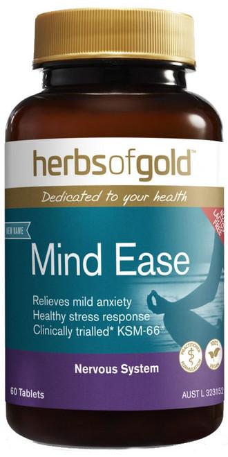 Mind Ease 60 Tablets
