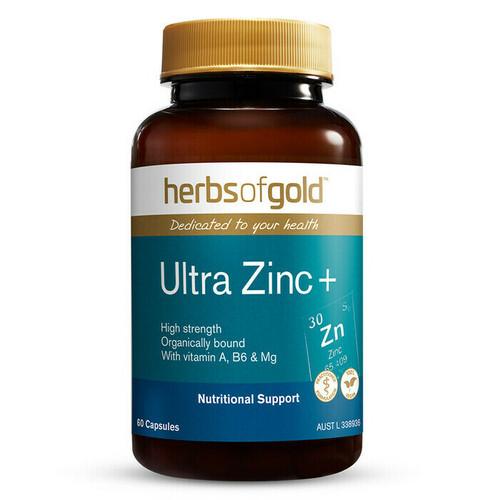 Ultra Zinc + 60 Capsules