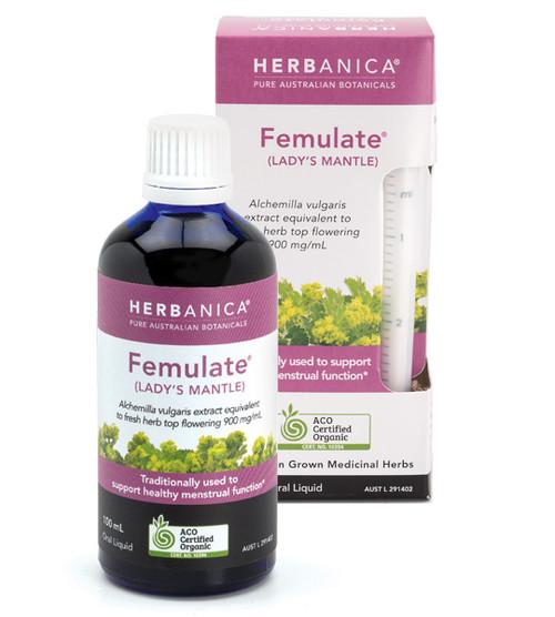 Herbanica Femulate® (LADY'S MANTLE) 100ml