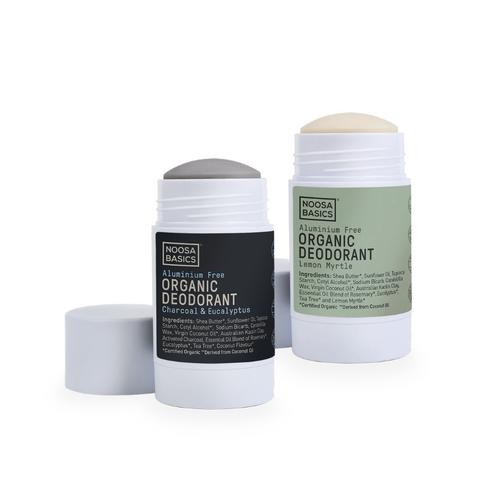 NOOSA BASICS Organic Stick Deodorant 60g