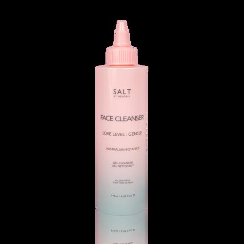 SALT BY HENDRIX Gel Face Cleanser 195ml