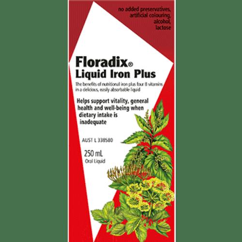 Liquid Iron Plus