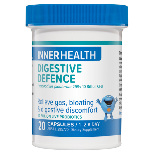 Inner Health Digestive Defence 20 Capsules