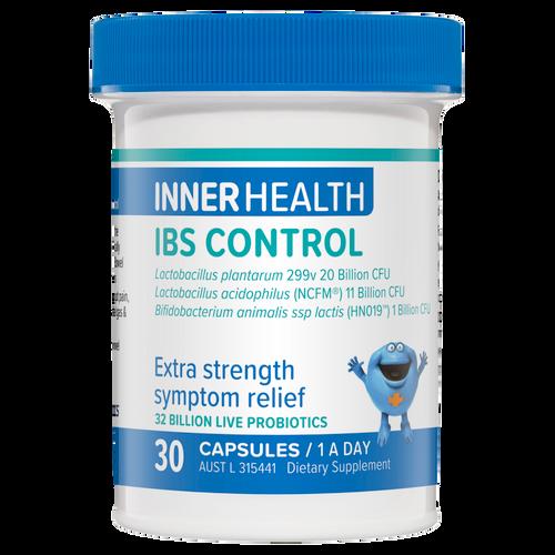 Inner Health IBS Control 30 Capsules
