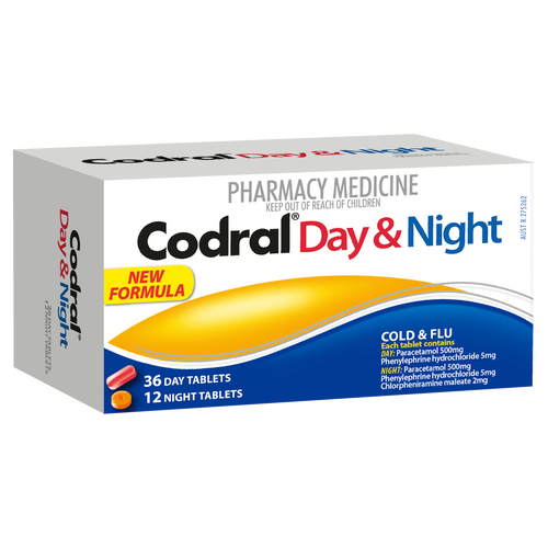 PE Day & Night Tablets 48 Pack