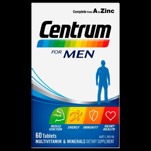 For Men 60 Tablets