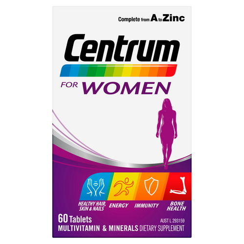 For Women 60 Tablets