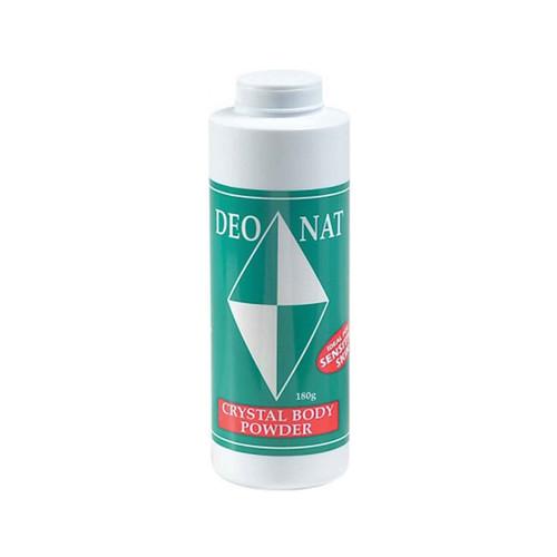 Crystal Deodorant Body Powder 180g