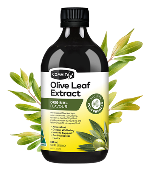 Comvita Olive Leaf Extract Original 500ml