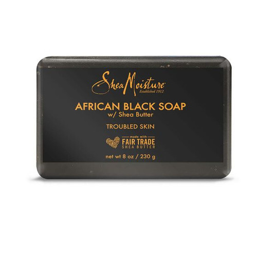 African Black Soap Bar 230g