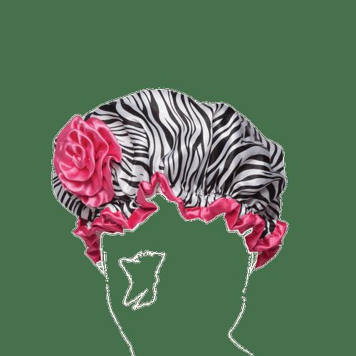 BeautyPRO Shower Cap Zara Zebra
