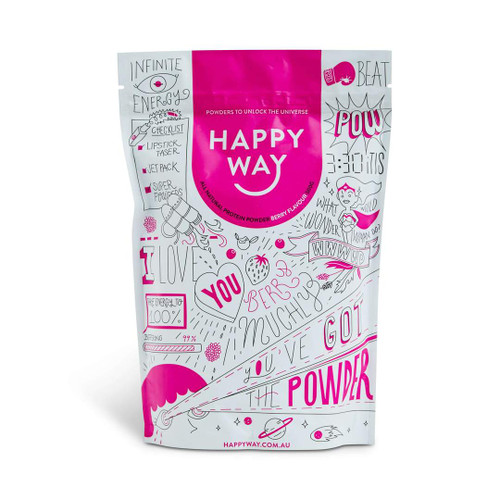 I Love You Berry Much Whey Protein & Acai Berry Powder 60g