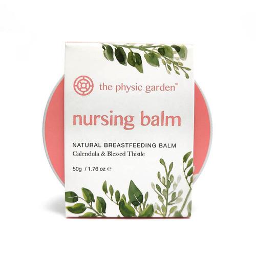 The Physic Garden Nursing Balm 50g