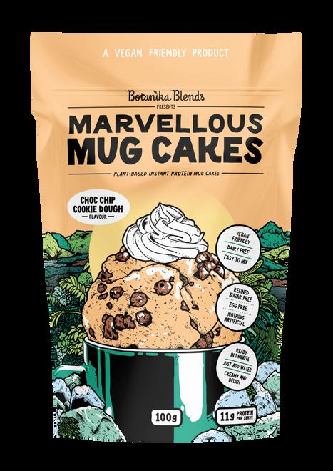 Botanika Blends Marvellous Mug Cakes - Choc Chip Cookie Dough 100g