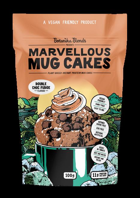 Botanika Blends Marvellous Mug Cakes - Double Choc Fudge 100g