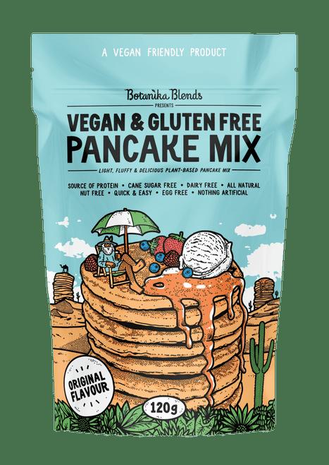 Botanika Vegan & Gluten-Free Pancake Mix 120g