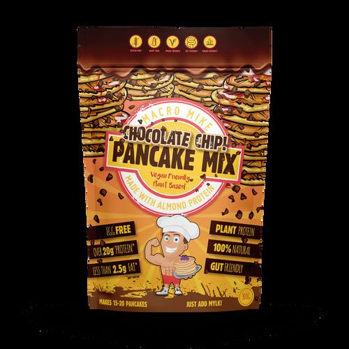 Macro Mike Chocolate Chip Pancake Mix 300g