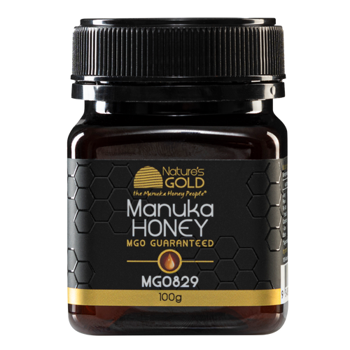 Nature's Gold Australian Manuka Honey MGO829 100g