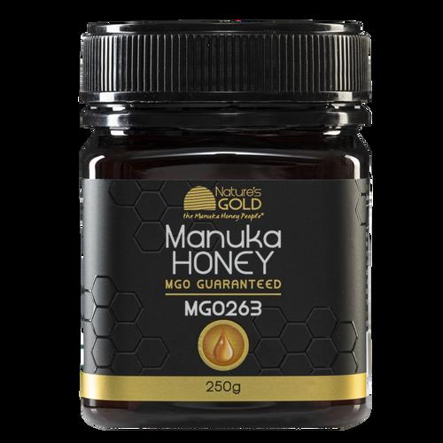 Nature's Gold Australian Manuka Honey MGO263 250g