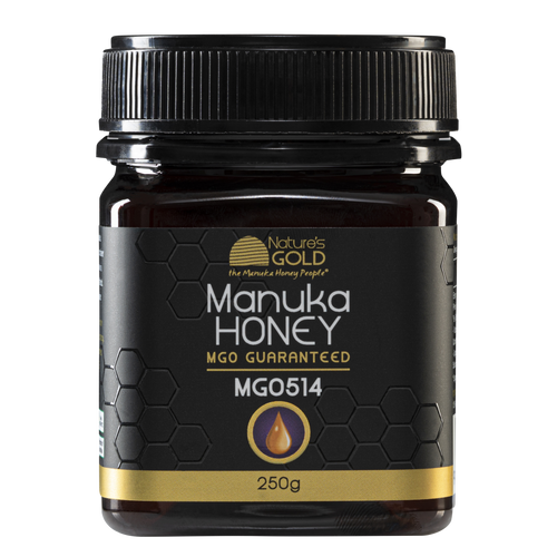 Nature's Gold Australian Manuka Honey MGO514 250g