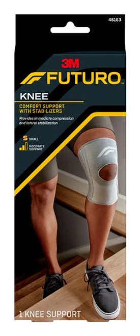 FUTURO Comfort Knee with Stabilizers (3 Sizes)