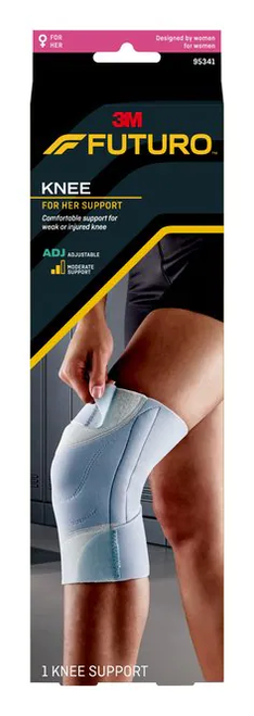 FUTURO For Her Knee Support 95341ENR