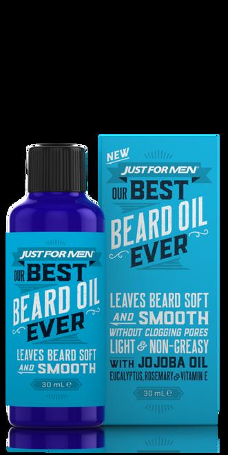 Just For Men Our Best Beard Oil Ever 30ml