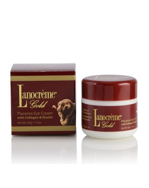Lanocreme Gold Placenta Eye Cream 45g