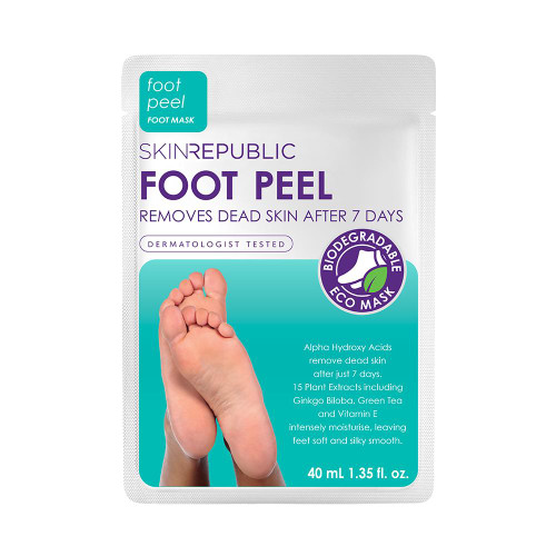 Skin Republic Biodegradable Foot Peel